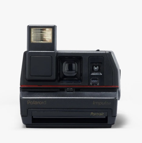 Polaroid 600 Impulse Instant Camera (Official Refurbished)