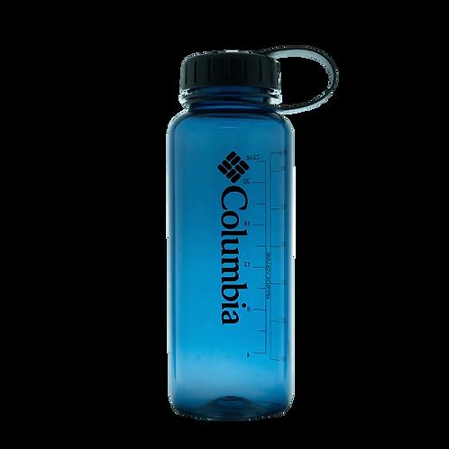 Logo純色標誌性簡約水樽 650ml-深藍色