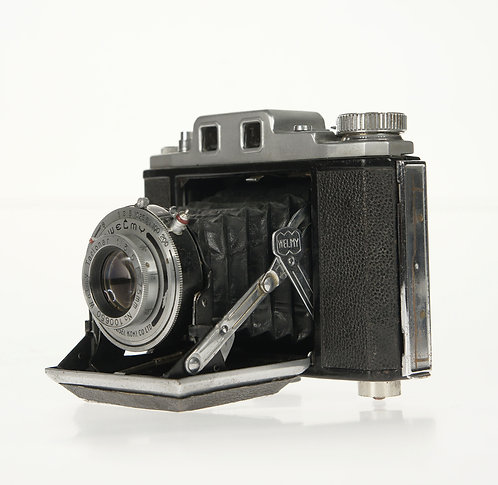 TAISEI KOKI WELMY SIX 75/3.5 120 Folding Film Camera