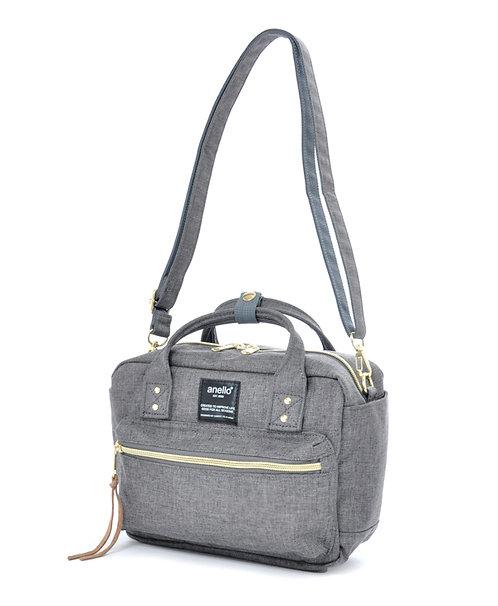 [Anello]迷你手挽/斜揹 兩用方型側背包 AT-C1223