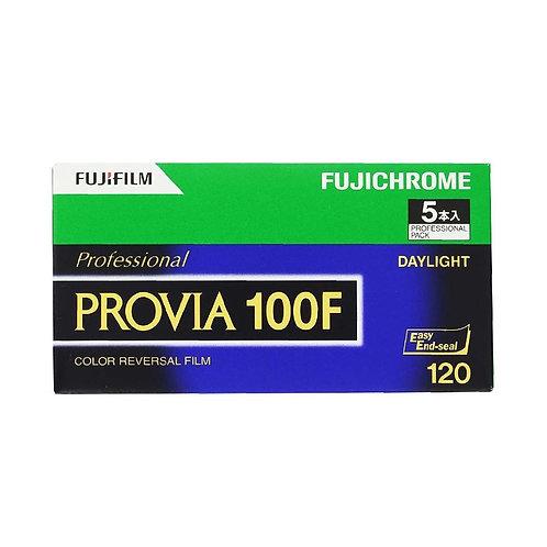 富士菲林 Fujifilm Fujichrome Professional Provia 100F RDP III (120)