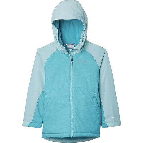 Girls' Alpine Action™ II Jacket - Geyser,Spray