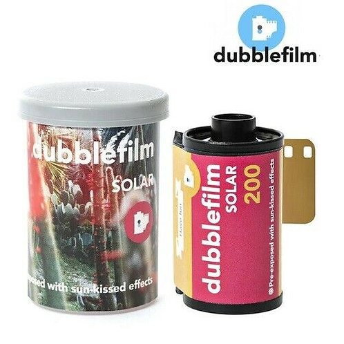 dubblefilm SOLAR 200 ISO 35mm Film (36exp)
