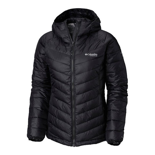 Women's Snow Country Hooded Omni-Heat™ 3D Jacket – Black