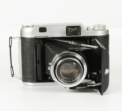Ensign AUTORANGE 820 Folding 6x9 Film Camera ( Ross Xpres 105/3.8 Lens)