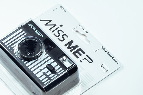 NINM Lab - Miss Me? Reusable Point & Shoot 35mm Film Camera