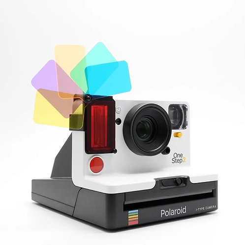 Color Gel Flash Filter for Polaroid OneStep