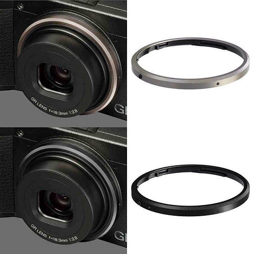 Ricoh GN-1 Protect Ring Cap (For GR III GRIII GR3 Digital Camera)