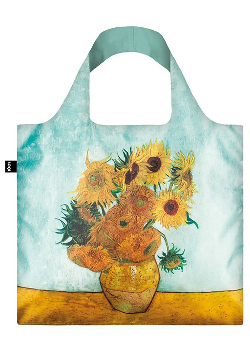 LOQI MUSEUM COLLECTION - VINCENT VAN GOGH Vase with Sunflowers