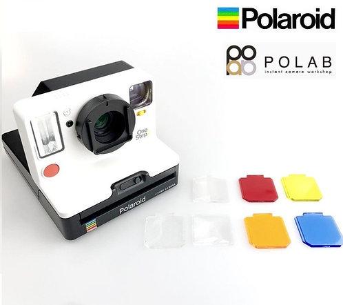 Color Filter Set for Polaroid Original OneStep 2 i-Type Instant Camera