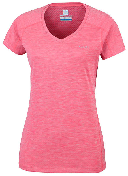 Women's Zero Rules™ Short Sleeve Shirt - HAUTE PINK