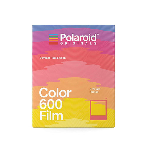 (Expired Discount) Color Instant Film for 600 (Summer Haze Edition)