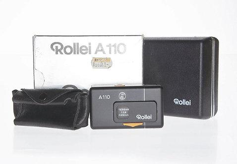 Rollei A110 A 110 Film Subminiature Camera
