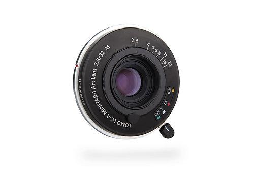 Lomography LC-A MINITAR-1 Art Lens 2.8/32 M (Leica M Mount)