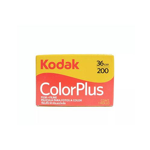 Kodak ColorPlus 200 35mm Color Film (36exp)