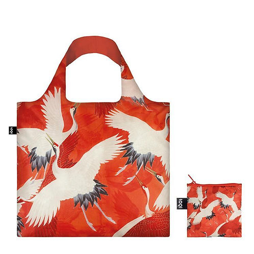LOQI MUSEUM COLLECTION - Woman's Haori with Cranes