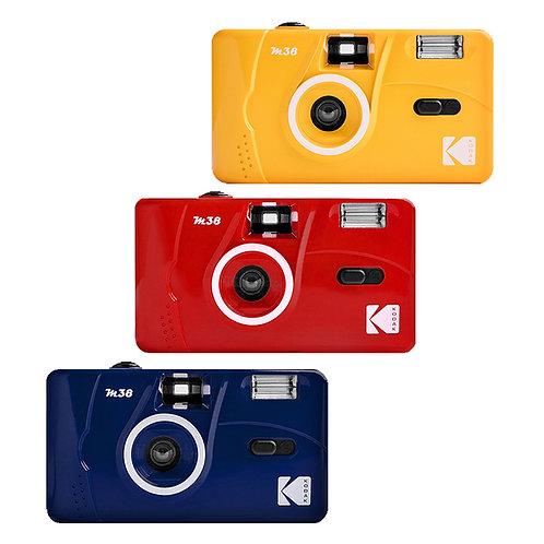 Kodak Vintage Retro M38 Reusable 35mm Film Camera