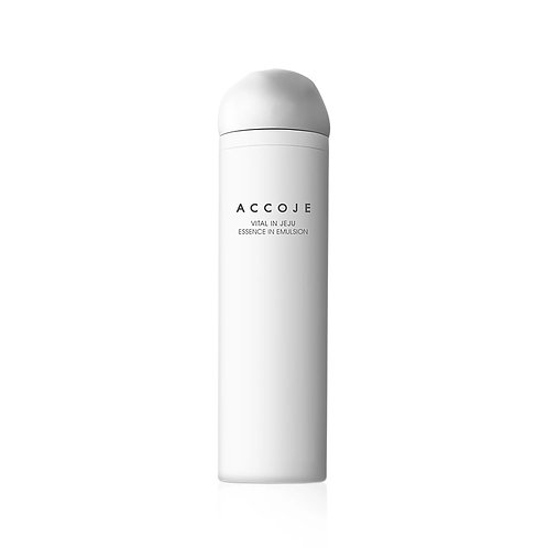 Accoje Vital In Jeju Essence In Emulsion 130ml