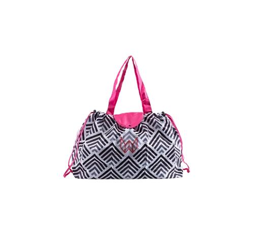 Wanderskye 可摺式防水環保手袋 -Geometric