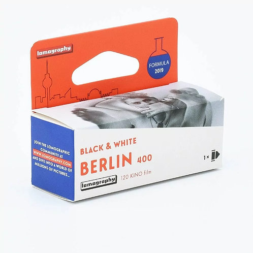 Lomography Berlin Kino B&W  ISO 400 120 Film