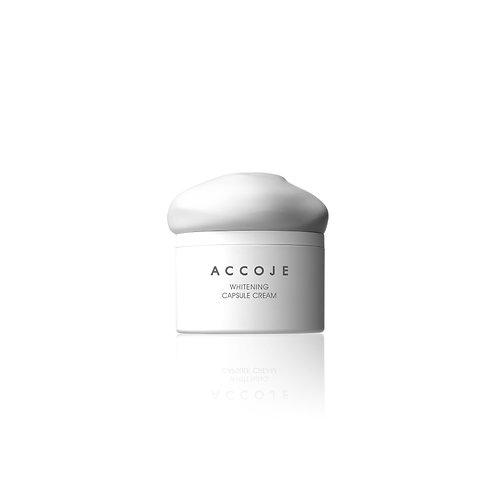 Accoje Whitening Capsule Cream 50ml