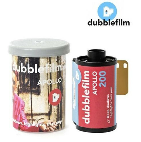 dubblefilm APOLLO 200 ISO 35mm Film (36exp)