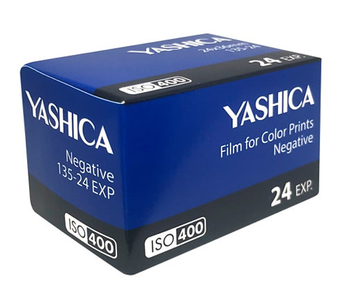 YASHICA 400 35mm Color Negative Film (24exp)