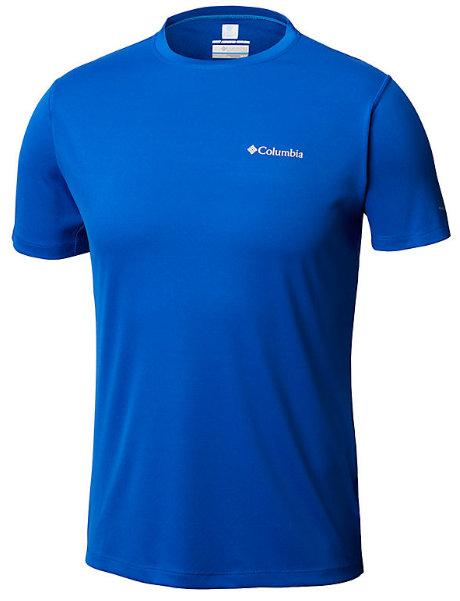 Men's Zero Rules™ Short Sleeve Shirt - AZUL