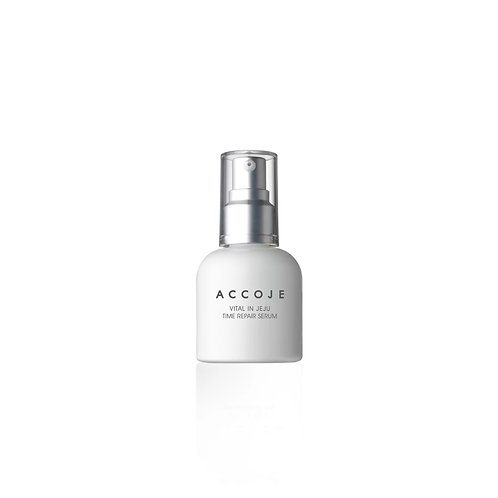 Accoje Vital In Jeju Time Repair Serum 50ml