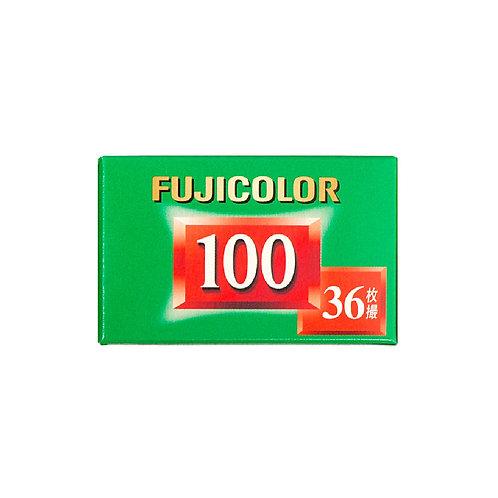Fujifilm Fujicolor ISO 100 35mm Color Film (36exp)