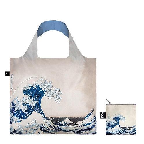 LOQI - 環保購物袋 – The Great Wave by HOKUSAI