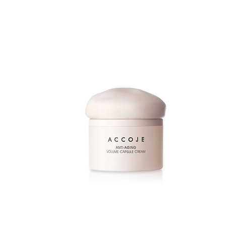 Accoje Anti Aging Volume Capsule Cream 50ml