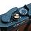 Thumbnail: Canon P RF Film Camera Leica LTM L39 Repainted- BLUE BROWN / CLA'D