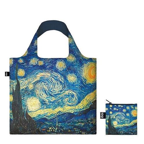LOQI - 環保購物袋 – The Starry Night by VINCENT VAN GOGH