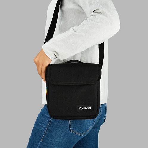 Polaroid Box Camera Bag ‑ Black