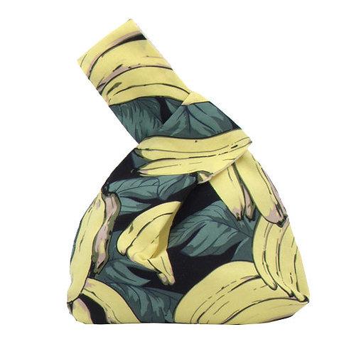 benben - 日式御結手挽包-香蕉圖案
