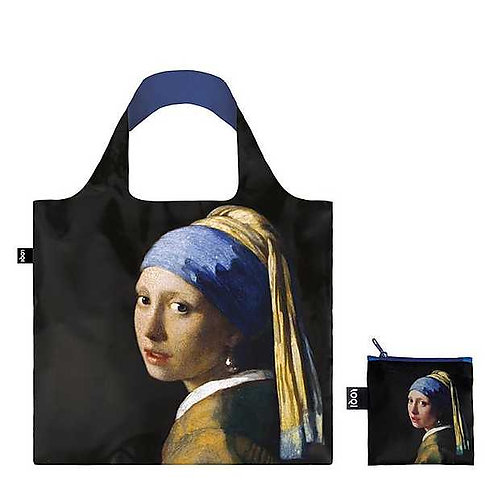 LOQI MUSEUM COLLECTION - Johannes Vermeer Girl with a Pearl Earring
