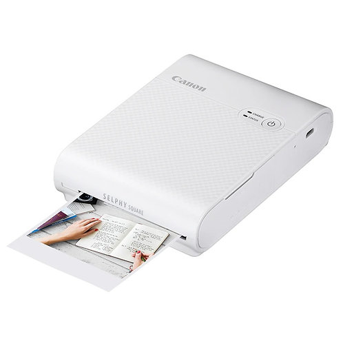 Canon SELPHY SQAURE QX10 Mobile Wireless Photo Printer