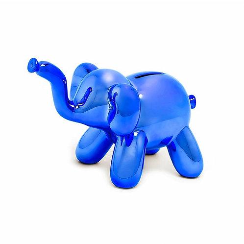 MADE BY HUMANS - 氣球銀行- 藍色大象