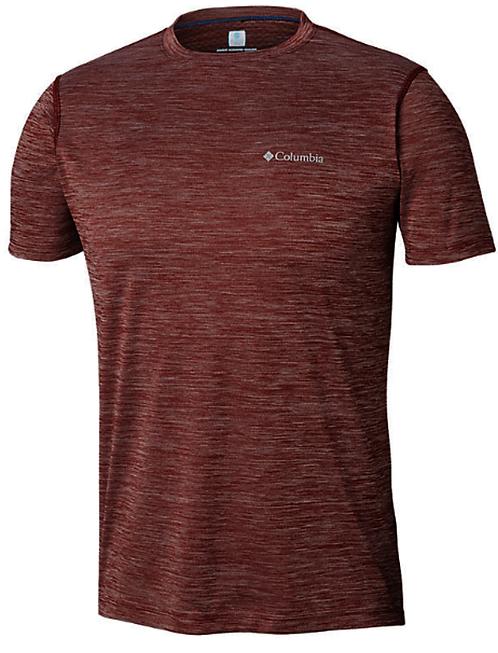 Men's Zero Rules™ Short Sleeve Shirt - Tapestry Heather