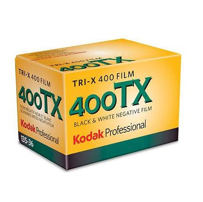 Professional TRI-X 400 400TX Black & White Negative Film (36exp)