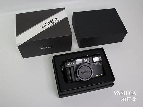 Yashica MF-2 Vintage 35mm Film Camera (New)