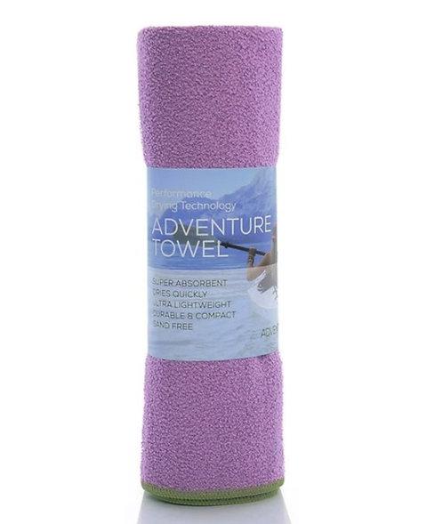 吸水快乾毛巾 Aquis Adventure Towel- PURPLE