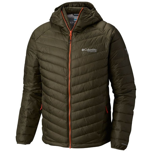Men's Snow Country Hooded Omni-Heat™ 3D Jacket – Peatmoss
