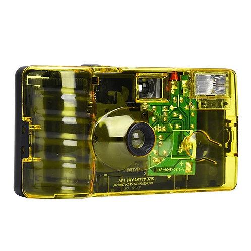 Holga Color 400 ISO 35mm Single Use Camera (Yellow Filter)