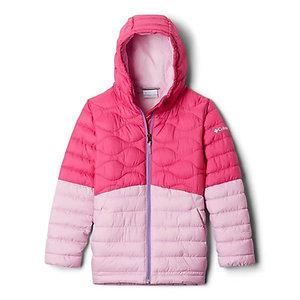 Girls' Humphrey Hills™ Puffer Jacket - Pink Clover, Pink Ice