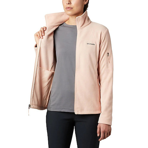 Women's Fast Trek™ II Fleece Jacket (Pink)