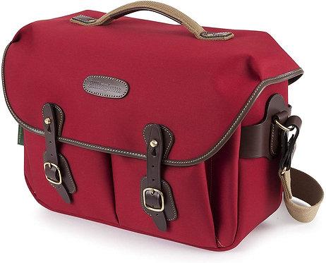 Hadley ONE Camera Bag - Burgundy Canvas / Chocolate Leather 588614-54