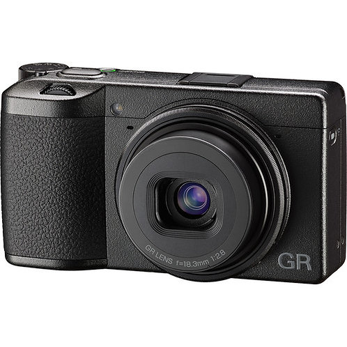 Ricoh GR III GR3 10.0MP Digital Camera