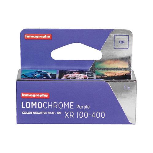 Lomochrome Pruple XR 120 ISO 100-400
